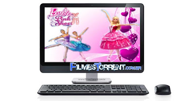 Baixar Filme Barbie+e+as+Sapatilhas+Magicas+(Barbie+in+the+Pink+Shoes) Barbie e as Sapatilhas Magicas (Barbie in the Pink Shoes) (2013) DVDRip XviD Dublado