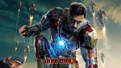 Iron Man 3 Tony Stark 2013 HD Wallpaper