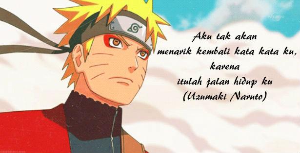 Kata Kata Bijak Naruto Shippuden