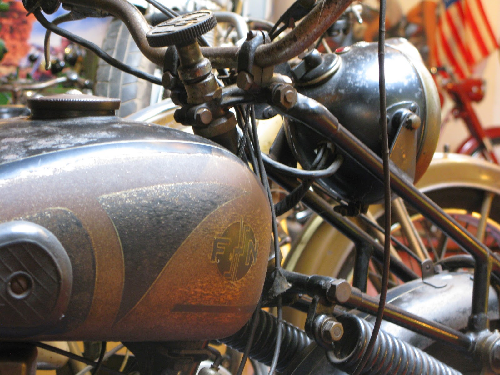 FN motorcycle