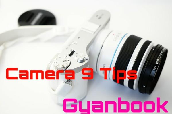 camera 9 best tip