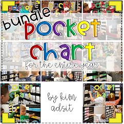 Pocket Chart Activities for the Year