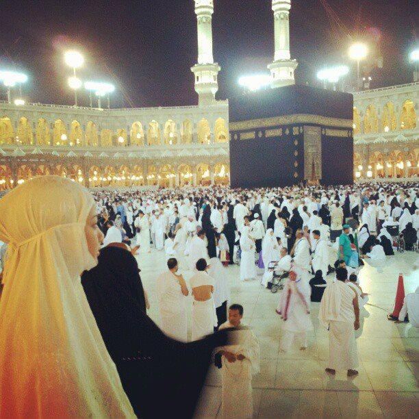 Selebriti di Mekah