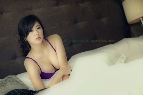 jinri park sexy korean fhm model 03