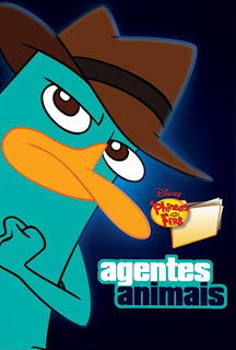 Phineas e Ferb: Agentes Animais - DVDRip Dublado
