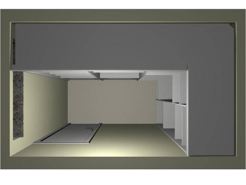 Famosos Cimento e outras coisinhas mais: Projetos da cozinha e closet  NB59