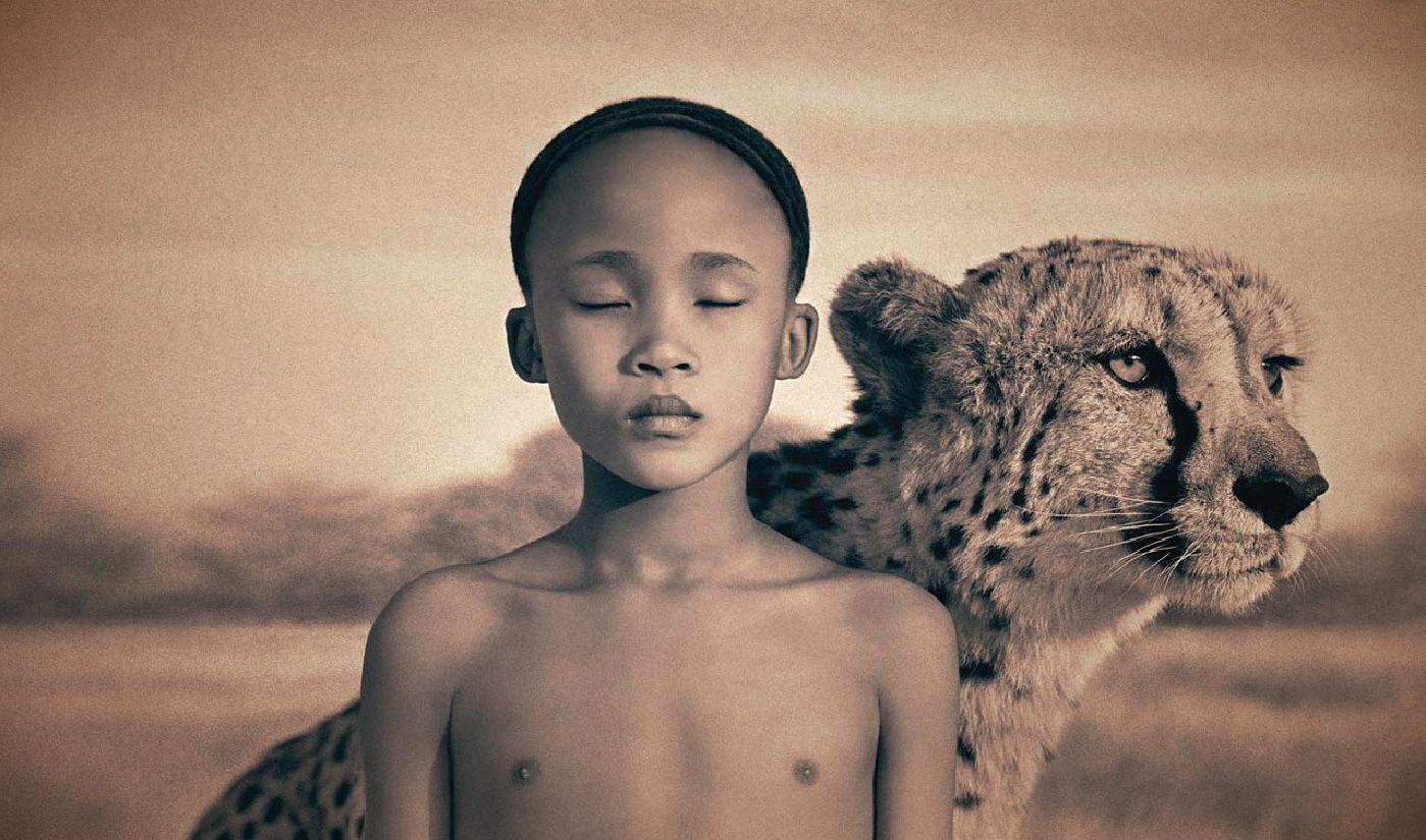 Gregory Colbert, Ashes and Snow