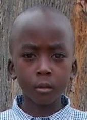 Cedrick - Rwanda (RW-533), Age 8