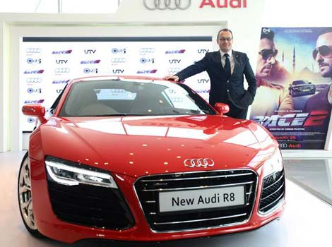 2013 2013 Audi R8 V10 Plus Launched In India Car Loans