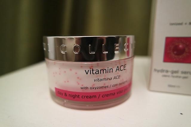 SBC Vitamin ACE Day and Night Cream