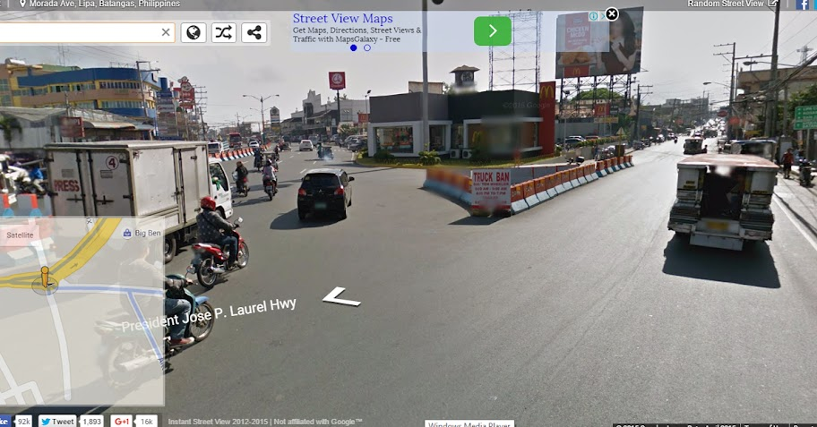 street view technology in the philippines how it was done pros and cons life so mundane in. Black Bedroom Furniture Sets. Home Design Ideas