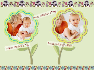 Mother's Day PowerPoint template 006B