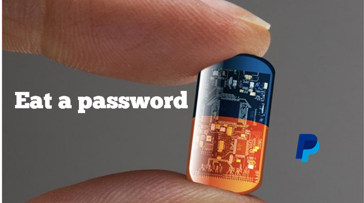 Eat the Passwords & Unlock your Devices