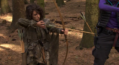 Meera Reed arco - Juego de Tronos en los siete reinos