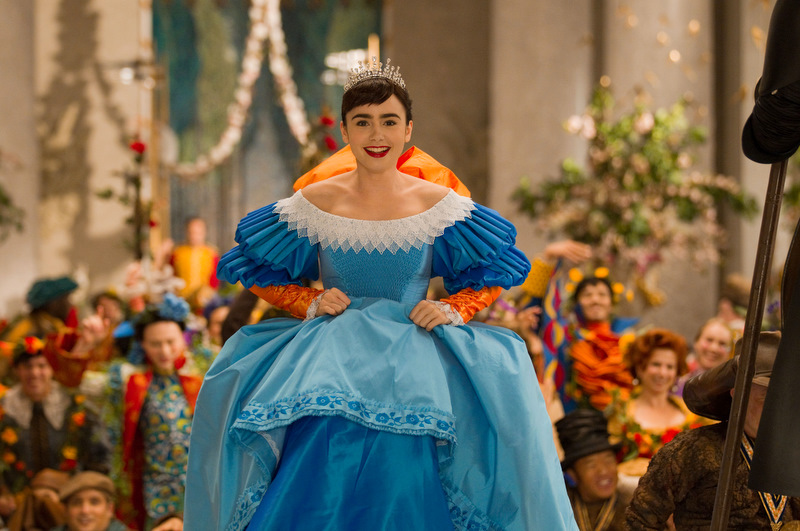 Mirror Mirror: The Untold Adventures Of Snow White