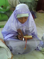 membaca al-qur`an,read qur`an,sdii al-abidin