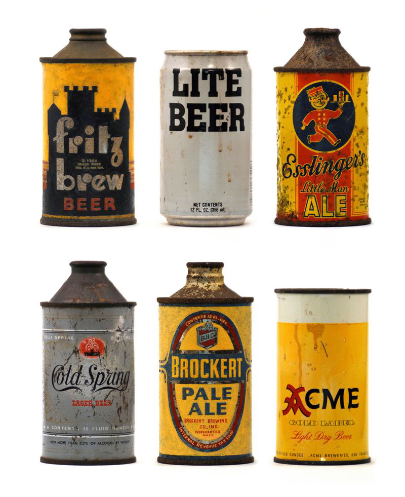 Old Beer Cans 97