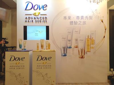 >> 空氣感光澤秀髮*Dove 極致輕氧保濕及金潤養護洗護系列