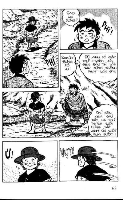Jindodinho - Đường Dẫn Đến Khung Thành III Tập 26 page 63 Congtruyen24h