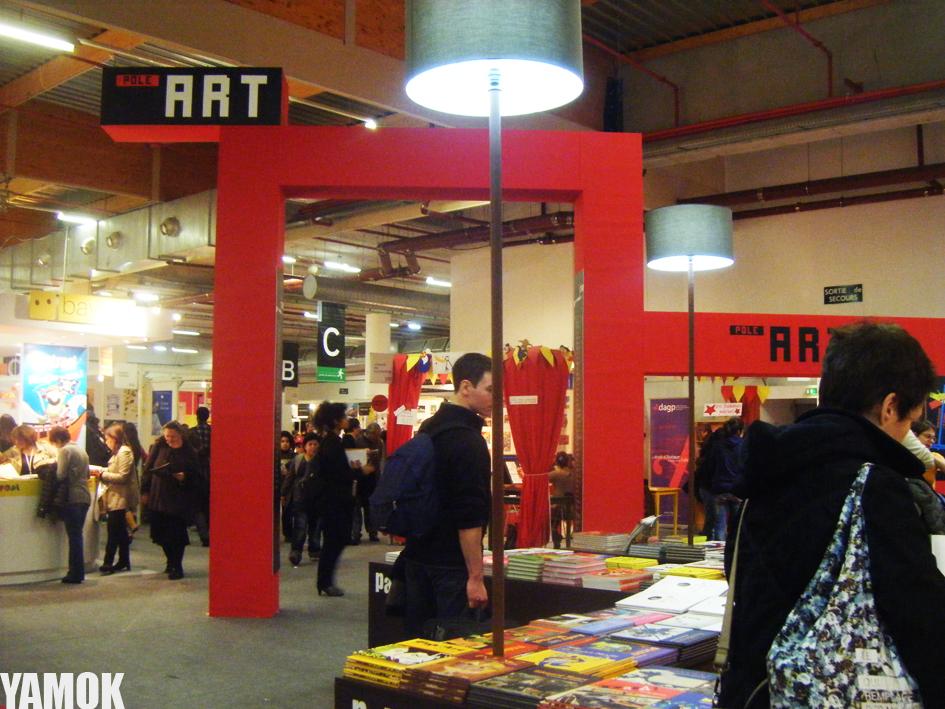 Yamok salon du livre de jeunesse de montreuil for Montreuil salon du livre