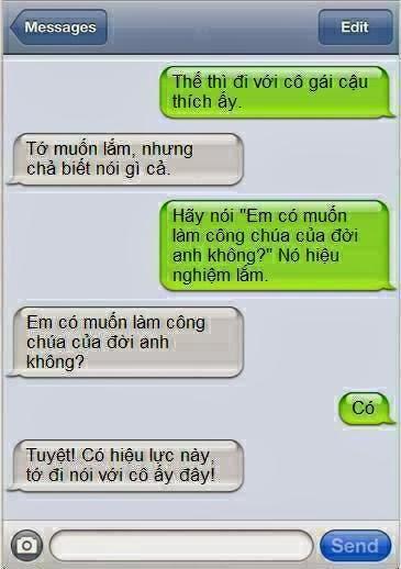 Tin nhắn hài hước - 03