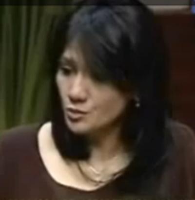 Nonton Siaran Pas Mantap Trans 7 di Hongkong ada Christine Panjaitan: Marissa Haque & Ikang Fawzi