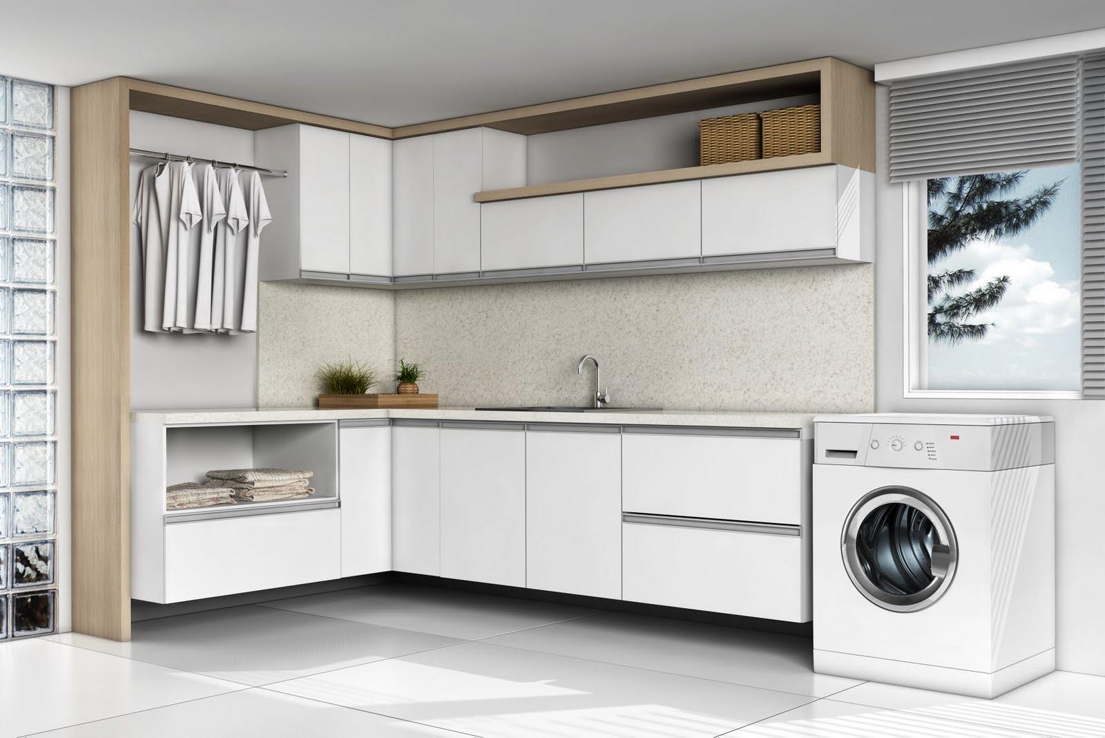 material de limpeza tanque lavadora e ainda ter lugar para secar e  #624F38 1600 1068