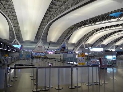 Osaka Japan Kansai International Airport