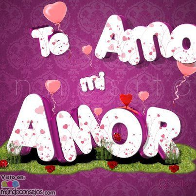 """El significado de la palabra """"te amo"""" - Taringa!"""
