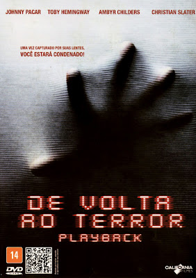 De Volta Ao Terror - DVDRip Dual udio