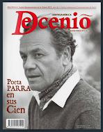 Participação na Revista Centreoamericana Decenio