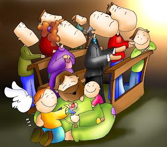 No te pierdas la Eucaristía del domingo: A las 13 horas