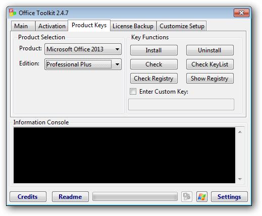 microsoft office 2013 professional plus activator toolkit
