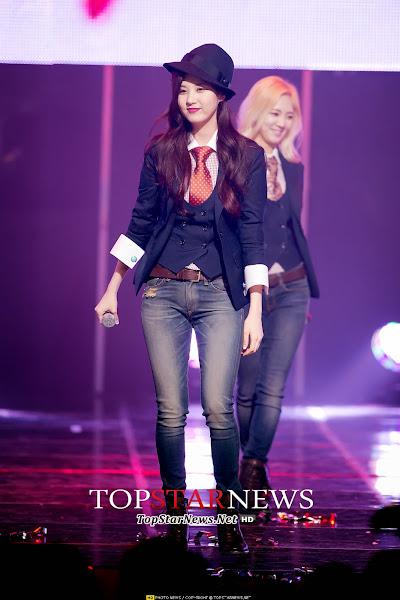 SNSD Seohyun Mr Mr Live M! Countdown 140306