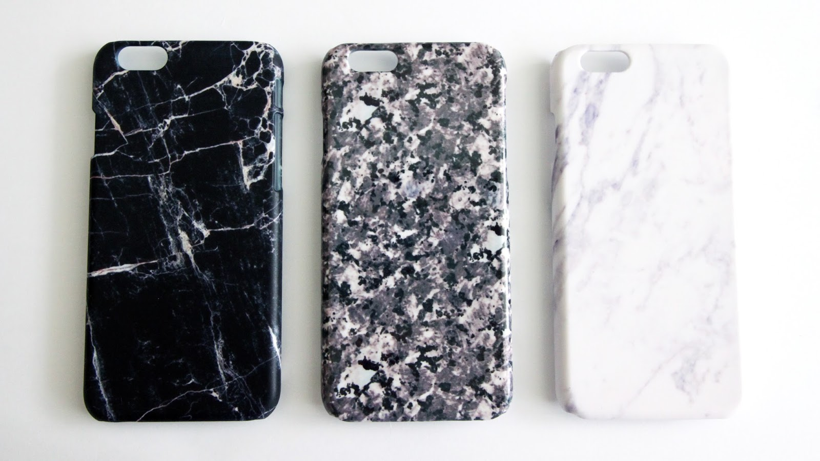 INSTOCK Iphone 6 Marble Cases 1450