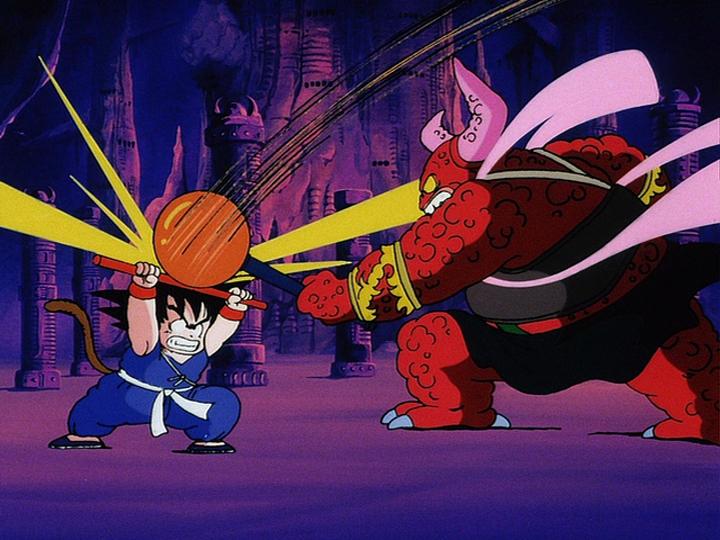 Dragon Ball: Sleeping Princess in Devils Castle