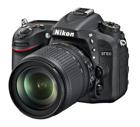Nikon D7100 Lens Digital SLR