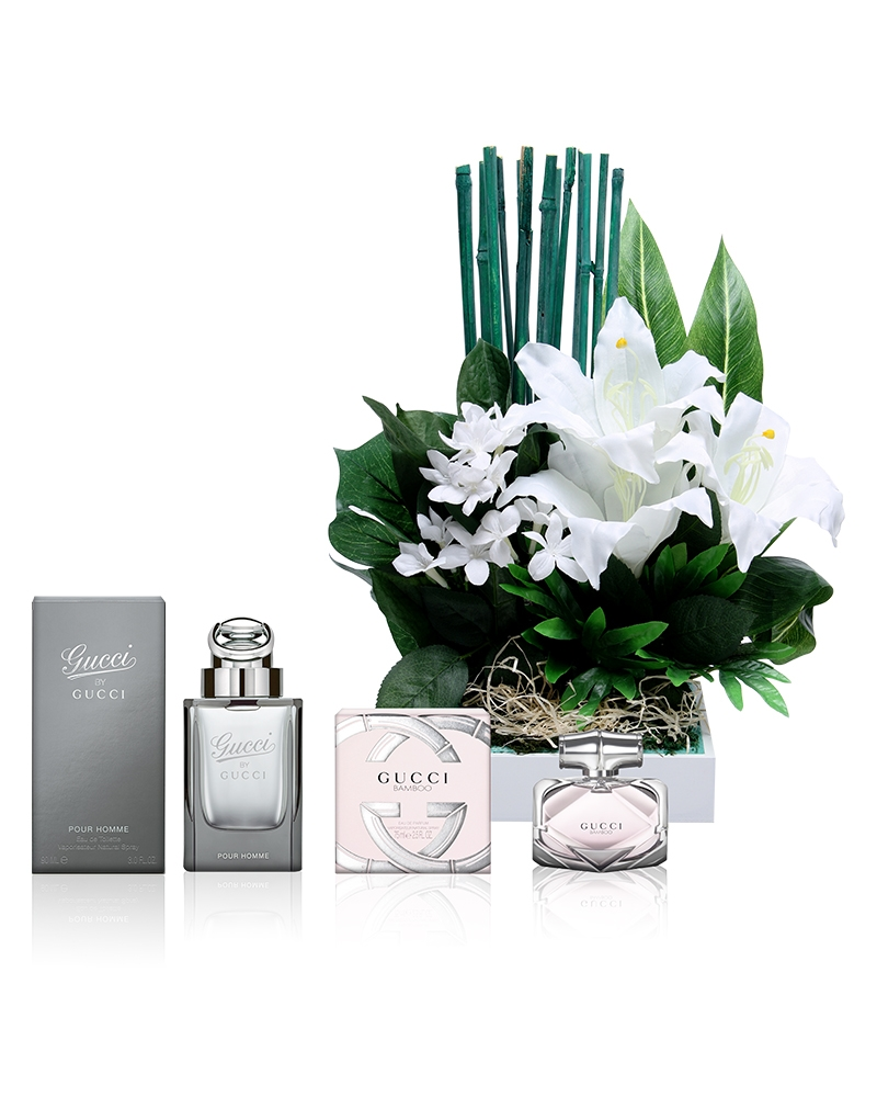 Press Release Fragrances Festive Promotion From Kl Sogo And Gucci Bamboo Edp 75ml Women By Pour Homme Edt 90ml Rm775