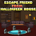 Escape Friend From Halloween House