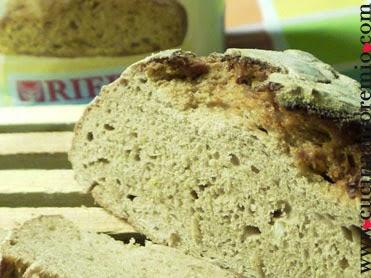Pane di segale tipo Breatl con lievito madre