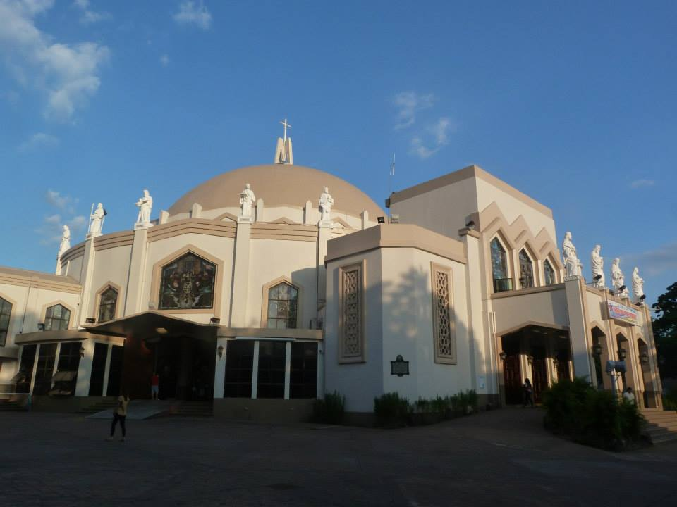 Philippine Catholic Churches: National Shrine of Our Lady of Peace and Good  Voyage of Antipolo, Philippines