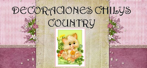 DECORACIONES CHILYS COUNTRY