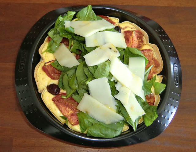 Tortilla tart recipe