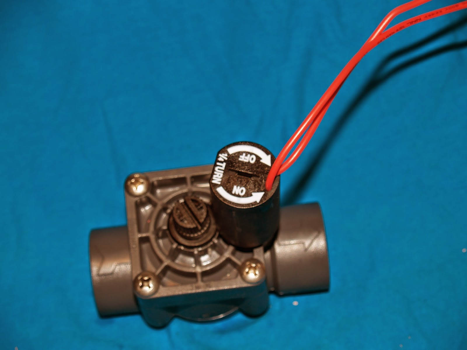 hunter sprinkler valve sprinkler system troubleshooting and lawn irrigation repair Actuator Wiring Diagram at bayanpartner.co