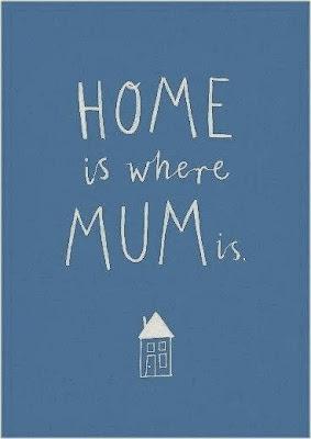 la mamma è casa