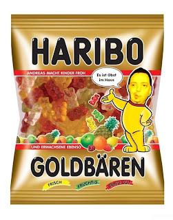 Psycho Andreas Goldbären