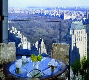 Ty Warner Penthouse, Four Seasons Hotel, New York