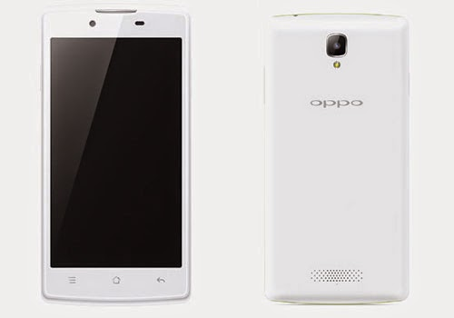 Oppo Neo 3 Smartphone Front And Rear