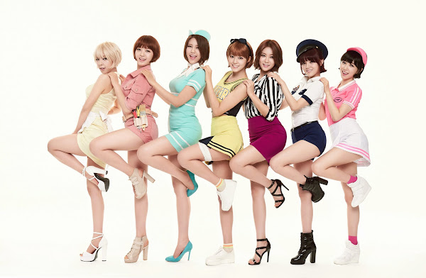 AoA Short Hair Concept