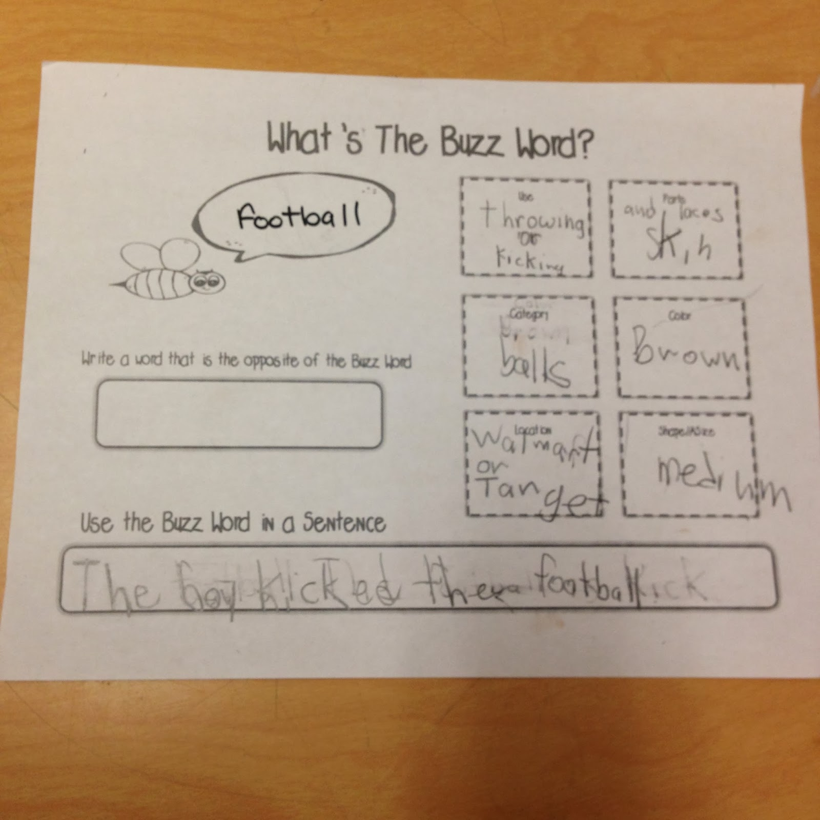 http://www.teacherspayteachers.com/Product/Whats-The-Buzzword-Graphic-Organizer-for-Vocabulary-1051063